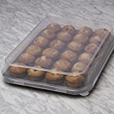 Ecolution Bakeins 24 Mini Muffin and Cupcake Pan