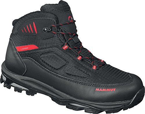Mammut Runbold Tour Mid WP Men (Backpacking/Hiking Footwear (Mid)) - black/inferno