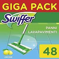 Swiffer Floor Wipes Påfyllning, Paket med 48
