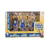 NBA Golden State Warriors 2015 Action Figure 3-Pack