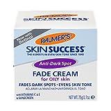 Best Fade Creams - Palmer's Skin Success Anti-DarkSpotFade Cream for Oily Skin Review
