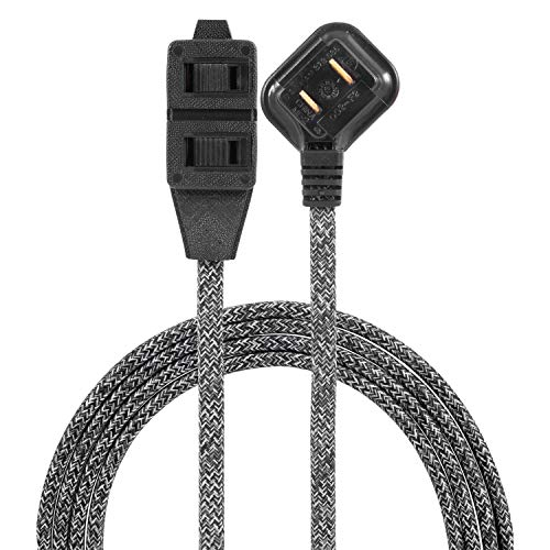 gray extension cord - 9