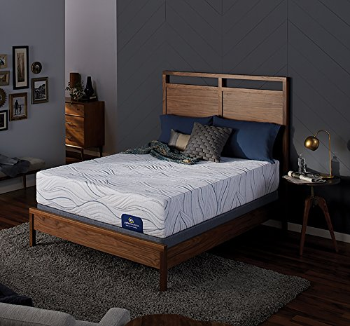 Serta Perfect Sleeper 800 Memory Foam Mattress, -