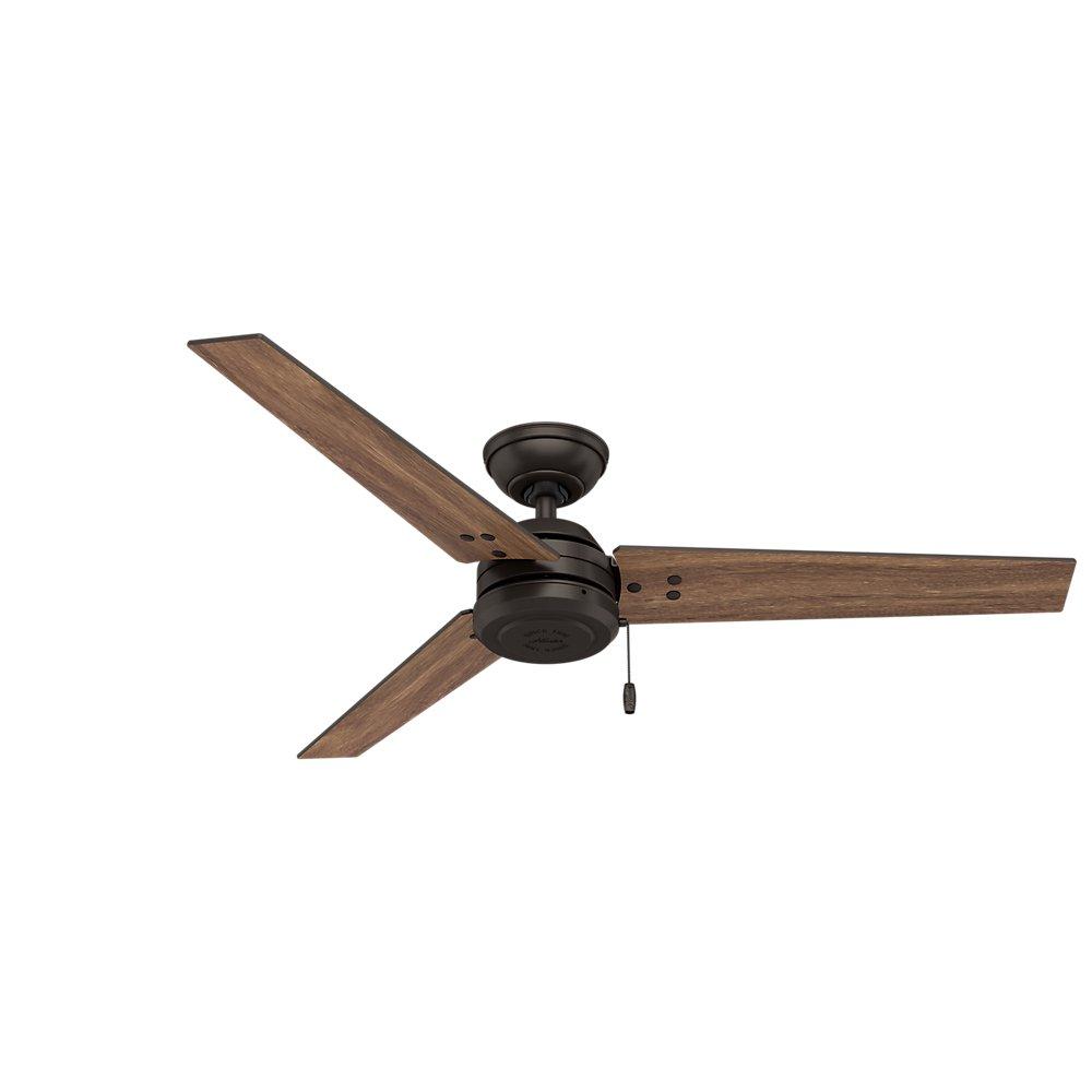 Hunter Fan Company Hunter 59261 Contemporary Modern 52`` Ceiling Fan ...