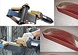 Tools Polishing Machine for Tig Plasma Arc Welds Model 40a 1200W Pipe Polisher Sander Grinder 40 FREE grinding BELT one Year Warranty also fits BLUEROCK belt HARDIN Belt Metabo Belt