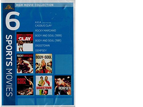 Sports Clay (MGM Movie Collection - 6 Sports Movies (A.K.A. Cassius Clay / Rocky Marciano / Body and Soul [1981] / Body and Soul [1999] / Diggstown / Dempsey))