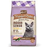 Merrick Purrfect Bistro Grain Free Healthy Indoor Senior Dry Cat Food, 7 Lbs.