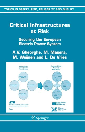Critical Infrastructures at Risk: Securing the European Electric Power System (Topics in Safety, Risk, Reliability and Q