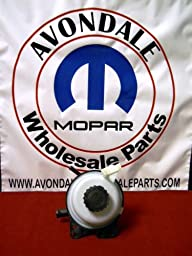 Chrysler Town&country 2001-2008 Power Steering Fluid Resevoir Mopar OEM