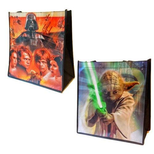 (Star Wars Totes Yoda Luke Skywalker Princess Leia Anakin Skywalker Padme Amidala Darth Vader)