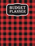 """Budget Planner : Budget Organizer With 365 Days(12 Month) Expense Tracker - (Large Spacious Notebook 8.5""""x11"""") For Personal or Family With Daily ... (Budget Planner and Organizer) (Volume 1)"""