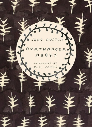 Book cover for Northanger Abbey