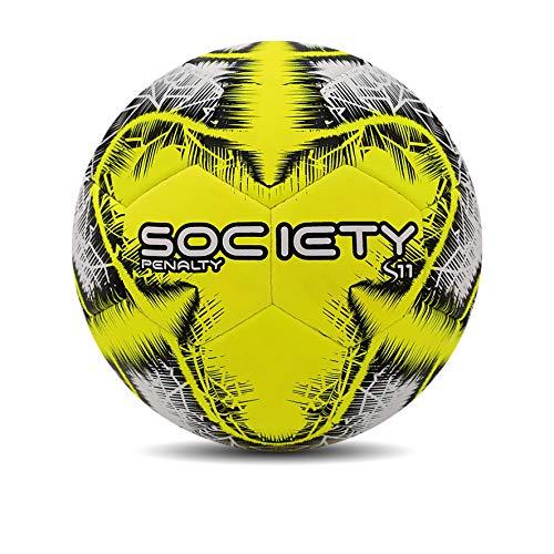 Bola Society S11 Penalty Amarelo