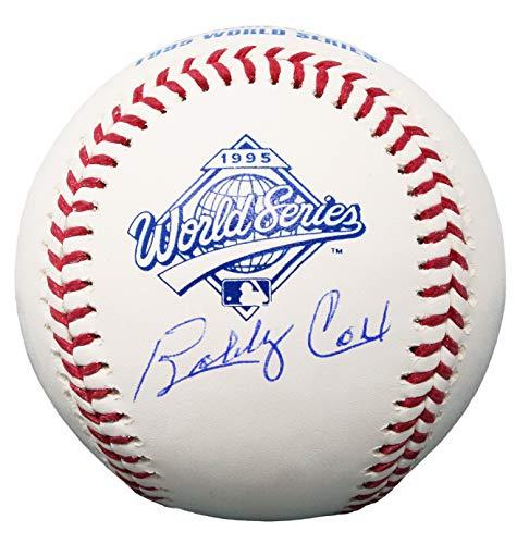 Bobby Cox Signed Rawlings 1995 World Series (Atlanta Braves) Baseball