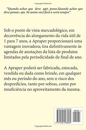 Amazon.com: Agenda Pratica Permanente - Apraper: Apraper ...