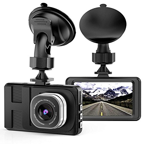Dash Cam,Camera for Cars .with Full HD egree Super Wide Angle Cameras, 3.0″ TFT。 Displ 1080P 170 D-10