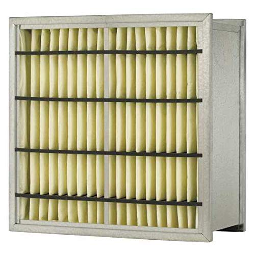 Min 24x24x6 Qty 2 2 pieces Rigid Cell Air Filter