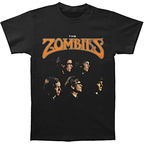 Zombies Mens Singles T shirt Black product image