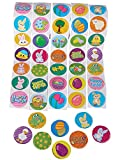 Toys : Lot of 500 Assorted Easter Theme Stickers
