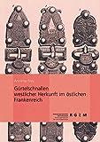 Gurtelschnallen Westlicher Herkunft Im Ostlichen Frankenreich : Untersuchungen Zum Westimport Im 6. und 7. Jahrhundert, Frey, Annette, 3795419859