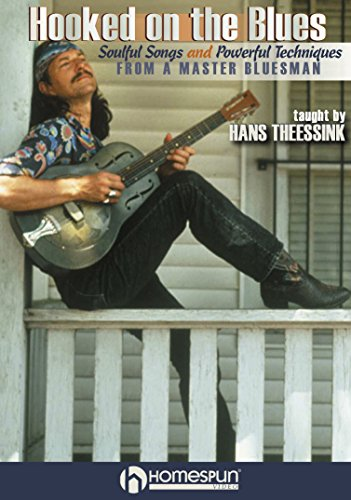 Hooked on the Blues: Soulful Songs and Powerful Techniques From a Master Bluesman [Instant Access]