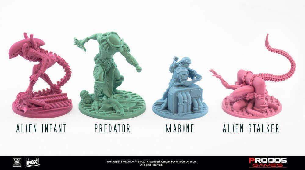 Amazon.com: Alien vs Predator: The Hunt Begins 2nd ...