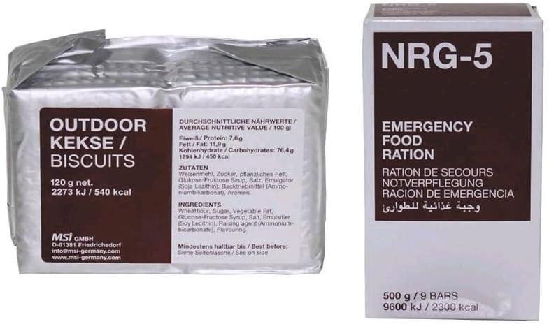 BW ePa ext/érieur biscuits nRG eur//100 g 5 pack de 1,59 prix
