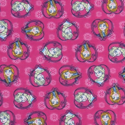 SheetWorld Crib Sheet Set - Anna & Elsa - Made In USA [並行輸入品]   B077ZRL5SK