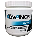 Troop Advance All-Natural Taurine Amino Acid Powder Essential Additive for your Cats diet, 200g jar