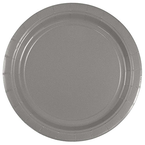 JAM Paper Round Paper Party Plates - Small - 7
