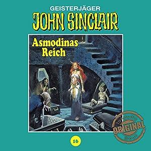 Asmodinas Reich - Teil 2 (John Sinclair - Tonstudio Braun Klassiker 16) Hörspiel