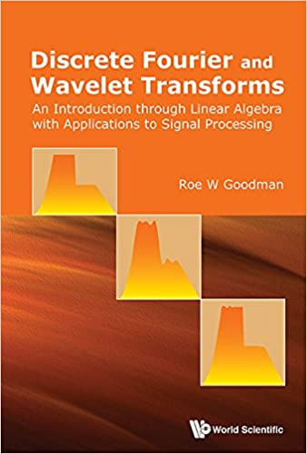Discrete Fourier and Wavelet Transforms:An Introduction