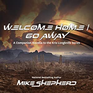 Welcome Home/Go Away Audiobook