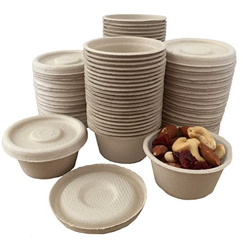 Buy 2oz paper cups with lids