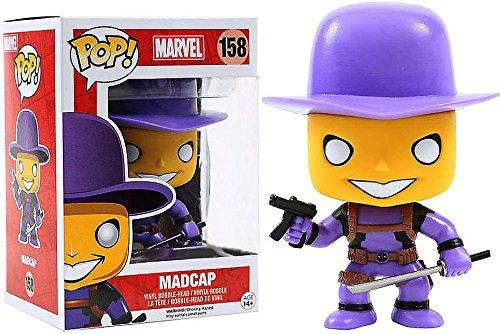 Funko Pop! Marvel Deadpool Madcap