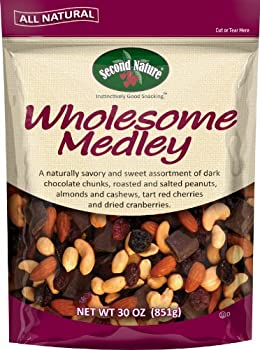 Kar's Nuts Second Nature Wholesome Medley, 30 Ounce