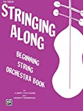 img - for Stringing Along, Beginning String Orchestra Book: 2nd Violin book / textbook / text book