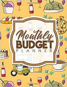 buy monthly budget planner bill paying book organizer household