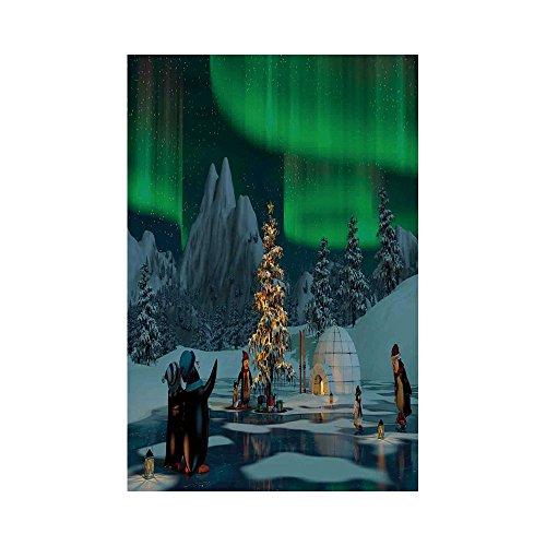 Penguin Pathway Lights