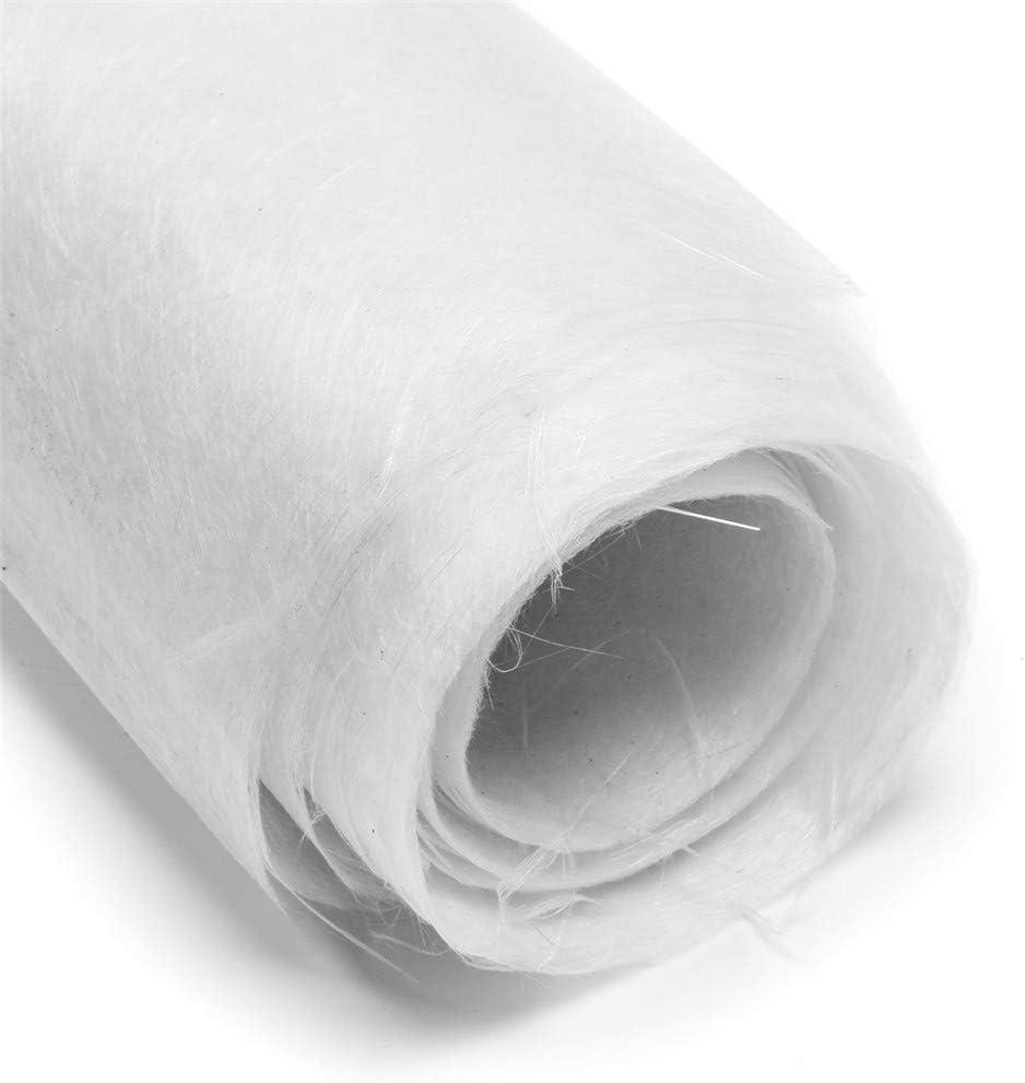 1m x 10m Fibreglass Surface Tissue Mat Matting 30g Alkali-free Glass Fiber