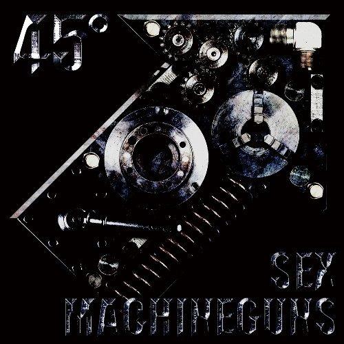 SEX MACHINEGUNS/45°の商品画像