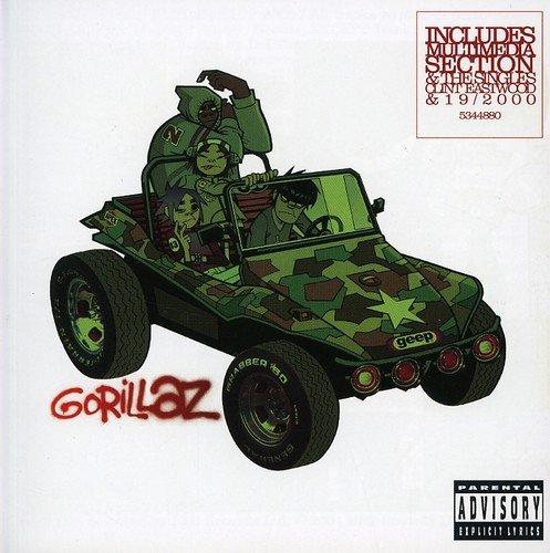 Gorillaz: Gorillaz (New Edition) (Audio CD)