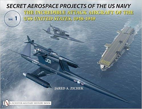Amazon.com: Secret Aerospace Projects of the U.S. Navy: The ...
