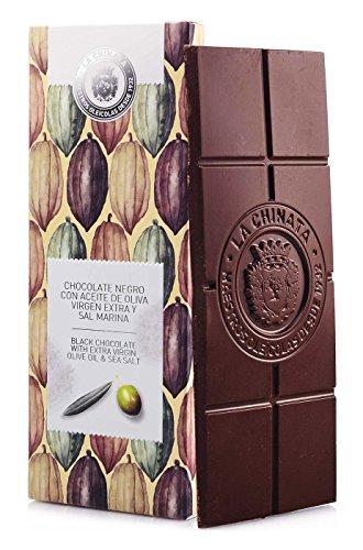 Chocolate Negro con AOVE & Jengibre (100 g) – La Chinata