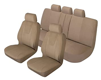 Auto Expressions 804632 Tan Cambridge Seat Cover Kit