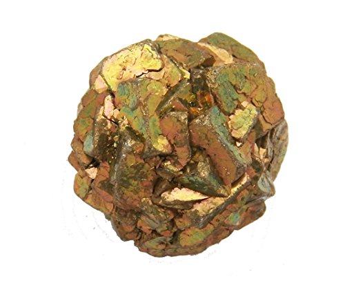 Fundamental Rockhound Products: Rare Marcasite Nodule Crystal Mineral Specimen from Madagascar ()