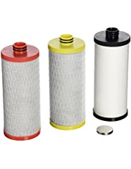 Aquasana AQ-5300R 3-Stage  Under Sink Water Filter Replacement Cartridges