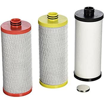 Aquasana AQ-5300R 3-StageUnder Sink Water Filter Replacement Cartridges