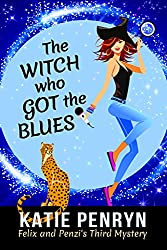 The Witch who Got the Blues (Mpenzi Munro Mysteries Book 3)