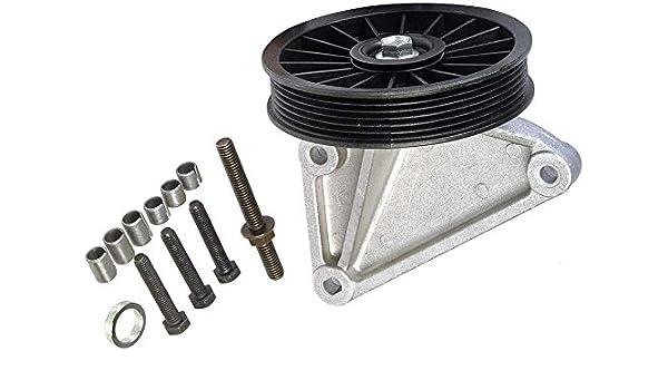 apdty 45261 aire acondicionado de polea para Frozen bloqueado no AC Compresor: Amazon.es: Coche y moto